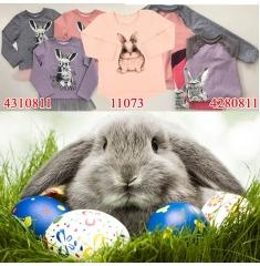 Кролики они такие )