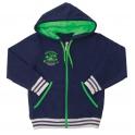 Куртка KR-11-18 ДИНО, двухнитка с начесом-100% хлопок