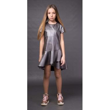 Платье Овен Марика Графит