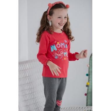 Пижама детская МАМУЛЯ , 100% хлопок
