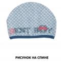 Жилет GT-08-18 МЕДВЕДЬ, капитон - 100% хлопок
