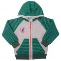 Куртка KR-07-18 ГОНКИ, трехнитка с начесом - 100% хлопок ГАББИ-ОСЕНЬ