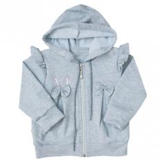 Куртка KR-10-18 ЗАЙКА, двухнитка -95% хлопок ГАББИ-ОСЕНЬ