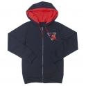 Куртка KR-17-18 СУПЕРБОЙ, двухнитка с начесом - 100% хлопок