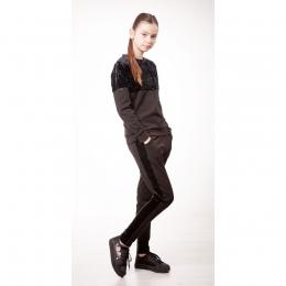 Спортивный костюм Овен Лесли-2 Черный