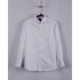 Рубашка BoGi casual Белая