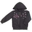 Куртка РИСОВАНЫЕ СЕРДЦА , двухнитка - 100% хлопок