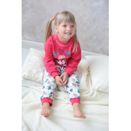 Пижама Габби PGD-19-4 розовый