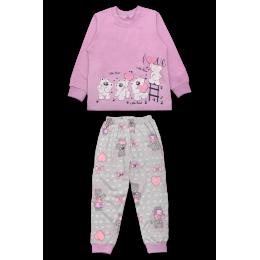 Пижама Габби PGD-19-6 сирень