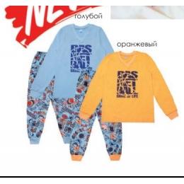 Пижама Габби PGM-19-11 голубой