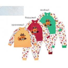 Пижама Габби PGM-19-2 бордо