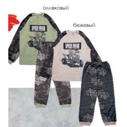 Пижама Габби PGM-19-9 бежевый
