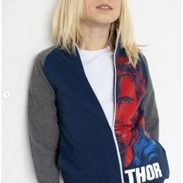 """Кофта """"Thor, блискавка"""" Двунитка 100% бавовна"""