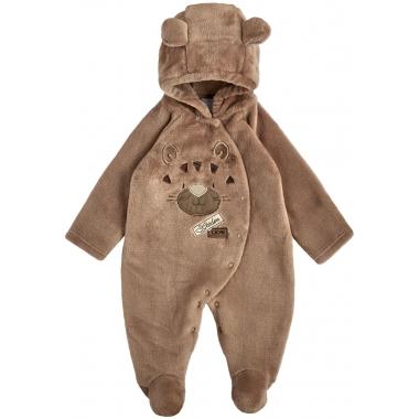 Комбинезон Garden Baby Лев Шоколадный