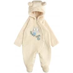 Комбинезон Garden Baby Миша Молочный