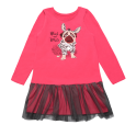 Платье PL-19-37-1 НАДПИСИ