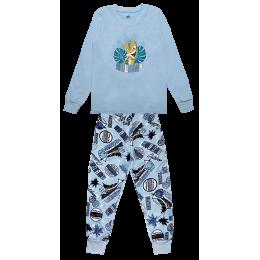 Пижама Габби PGM-19-14 голубой