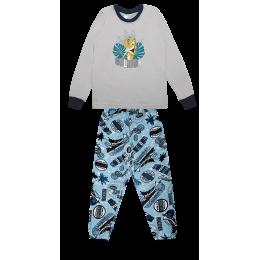 Пижама Габби PGM-19-14 серый