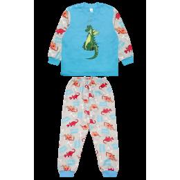 Пижама Габби PGM-19-5 бордо