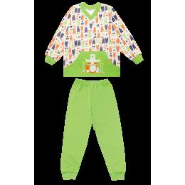 Пижама Габби PGM-19-7 Зелёный