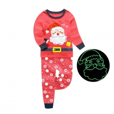 Пижама Barbeliya Санта-1