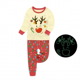 Пижама Barbeliya Рождественский Олень-1