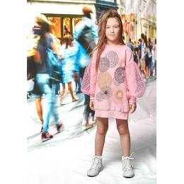 Платье Овен Авара Розовый