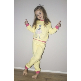 Пижама Robinzone Балерина Желтая