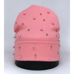 Набор (шапка+снуд) Регина , двойной трикотаж 54-58