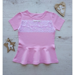 Блуза БАСКА-1, стрейч-кулир - 95% хлопок