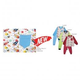 Пижама Габби PGM-19-1 бордо