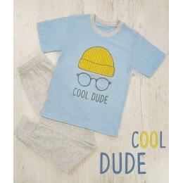 Пижама Cool Dude Голубая