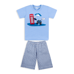 Пижама PGM-20-2 мальч.