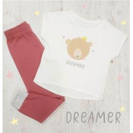 Пижама DREAMER-1 молочный