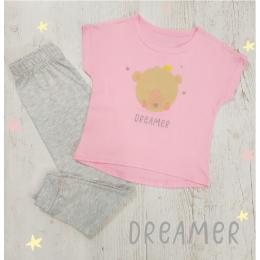 Пижама DREAMER-1 розовый