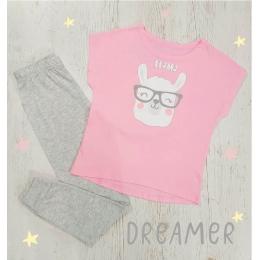 Пижама DREAMER-2 розовый