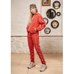 Спортивний костюм Овен Омега-2 Красный