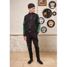 Спортивный костюм Овен Альфа-3 Черный