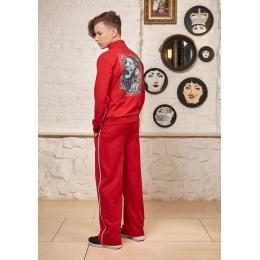 Спортивный костюм Овен Грегор-2 Красный