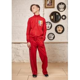 Спортивный костюм Овен Грегор-3 Красный