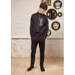 Спортивный костюм Овен Дельта-3 Черный