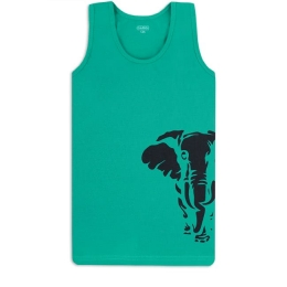 Майка Габби Слон Зеленая