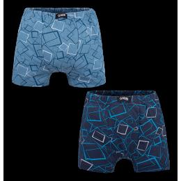 Детские трусы-шорты для мальчика SHM-20-11 в подарочной упаковке (2 шт.)