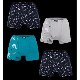 Детские трусы-шорты для мальчика SHM-20-18 упаковка 4 шт. (*цена за шт.)
