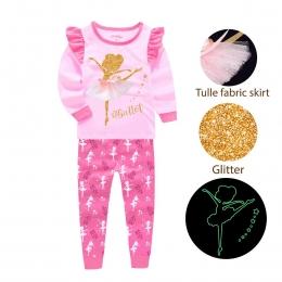 Пижама Barbeliya Балет Розовая