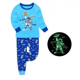 Пижама Barbeliya Астронавт Синяя