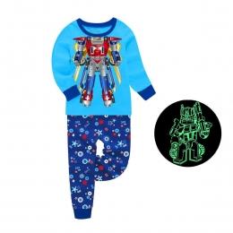 Пижама Barbeliya Трансформер Синяя