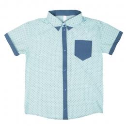 Рубашка RB-3,  поплин-100%хлопок