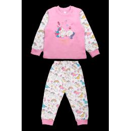 Пижама Габби PGD-19-1 розовый