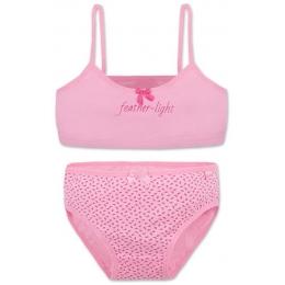 Комплект белья Габби KTD-20-7 Розовый